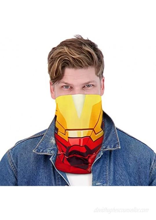 Concept One unisex-adult Marvel Multi-purpose Neck Gaiter Scarf Bandana