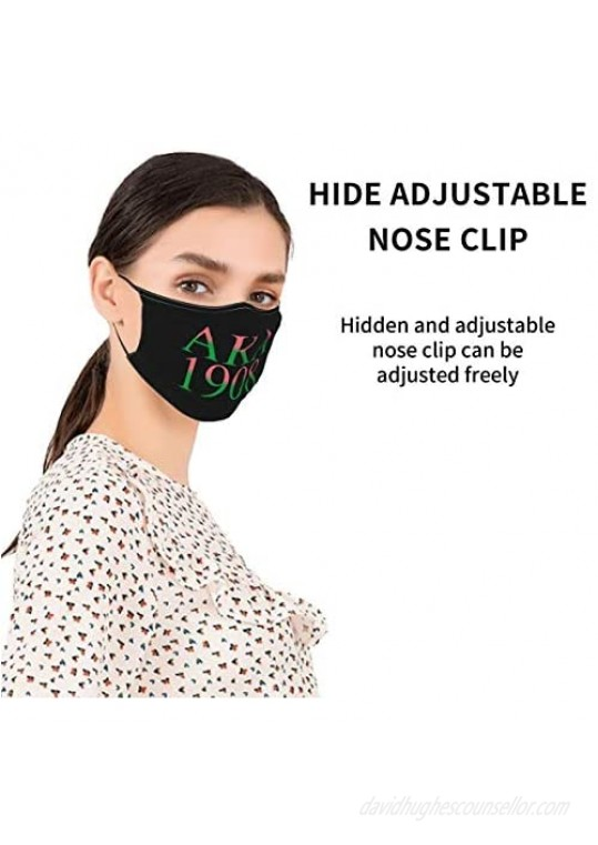2Pcs Aka Face Cover Protective Balaclava With 4 Filter Windproof Dustproof Adjustable Mask Elastic Strap