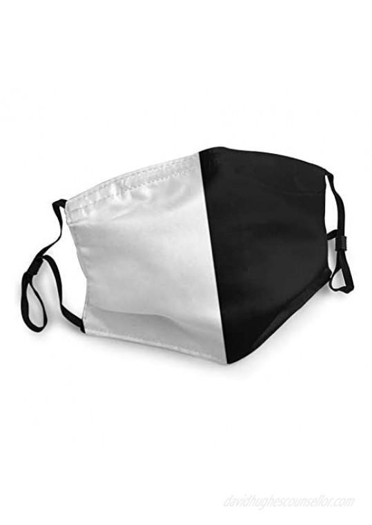 Mask - Ranboo Bw Face Masks Breathable Comfort Fully Machine Washable Reusable Face Mask 1 Pcs Black