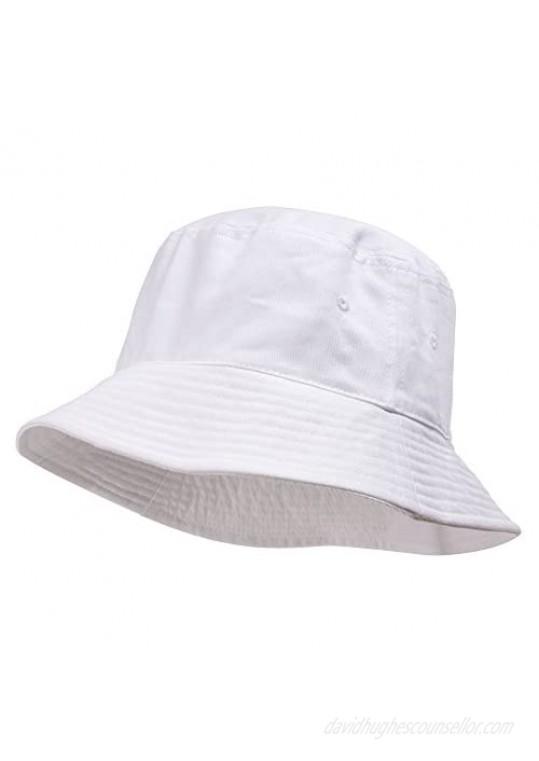 TOP HEADWEAR TopHeadwear Blank Cotton Bucket Hat