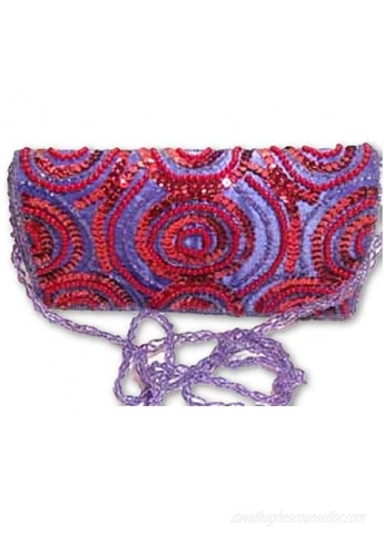 Red Hat Ladies Society Dream Evening Bag #1/ Red and Purple Great Deals! Red Hat Lady Society/Bag/Red & Purple
