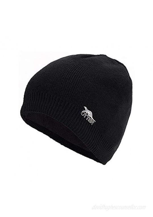 OTTER Waterproof Windproof Breathable - Beanie Hats Suitable for All Activities in All Weather Conditions Caps in 7 Colours