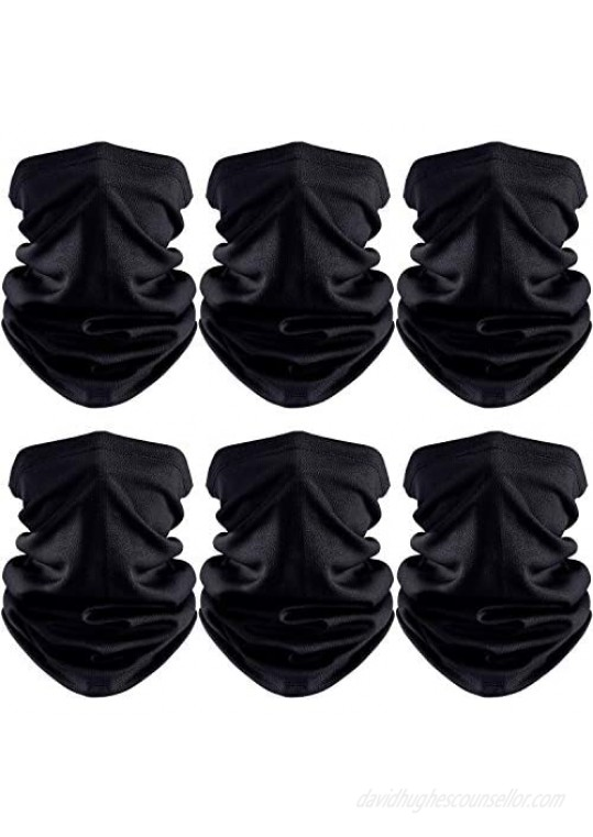 Summer Face Gaiters Face Coverings Neck Gaiter Bandana Face Scarf Cooling Balaclava for Men Women