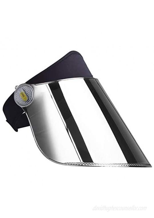 WAYCOM Sun Cap Sun Visor Hat - UV Protection Hat -Premium UPF 50+ Hat for Hiking Golf Tennis Outdoors