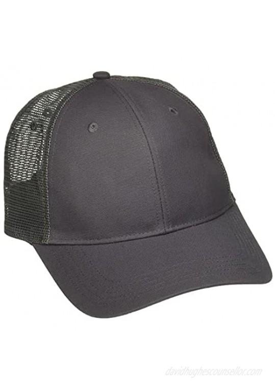 Carhartt Men's Rugged Professional Cap  Shadow  OFA