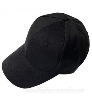 Elecare Effective 99.99% Anti Radiation Cap EMF Protection Hat Shielding WiFi 5G Hat Black  51-61cm
