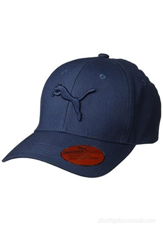 PUMA Men's Evercat Icon Snapback Cap