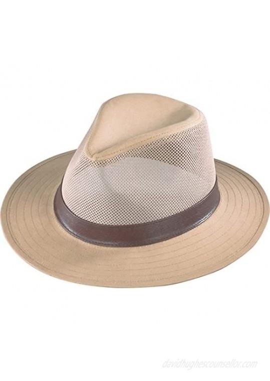 Henschel Men's Safari Breezer Hat